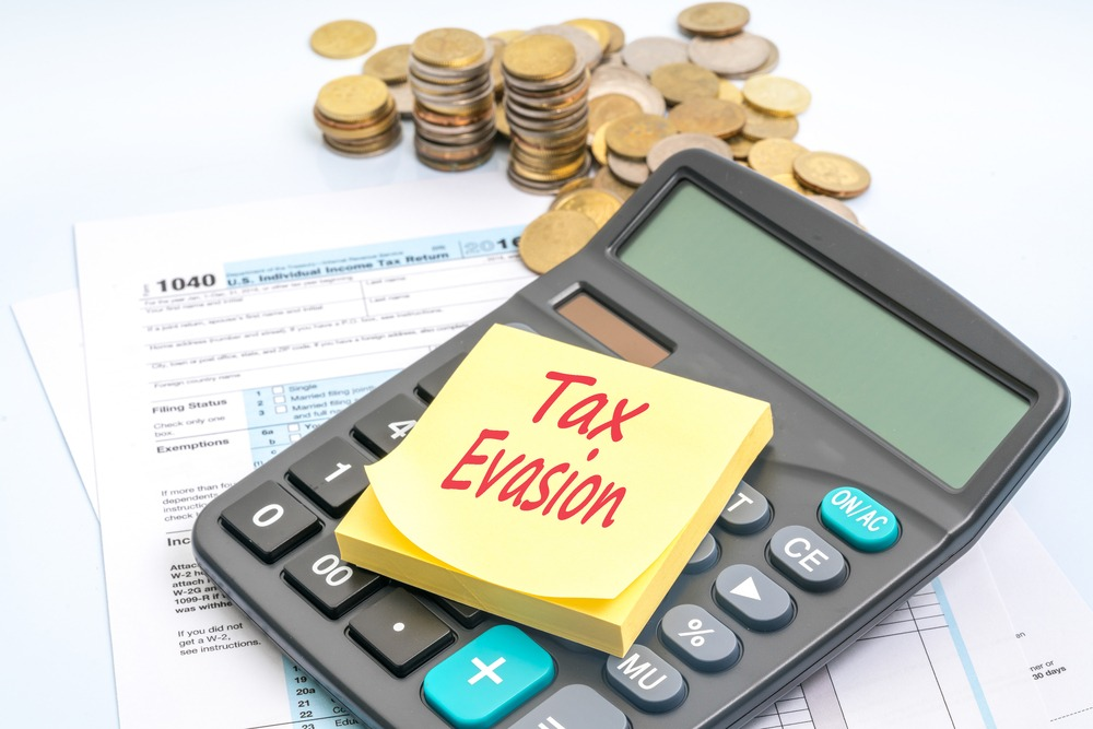 How Long Do You Go To Jail For Tax Evasion In California?