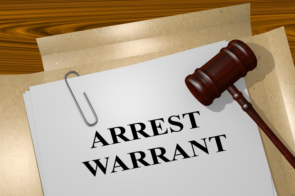 Turn Yourself In For A Warrant