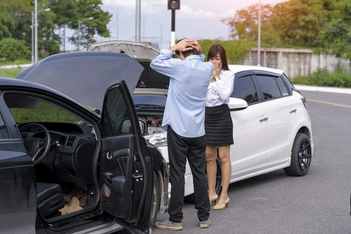 How Is Fault Determined in a Car Accident in Los Angeles, CA?