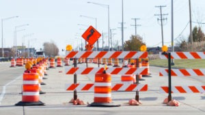 Who Is Liable For a Car Accident in a Construction Zone in Los Angeles, CA?