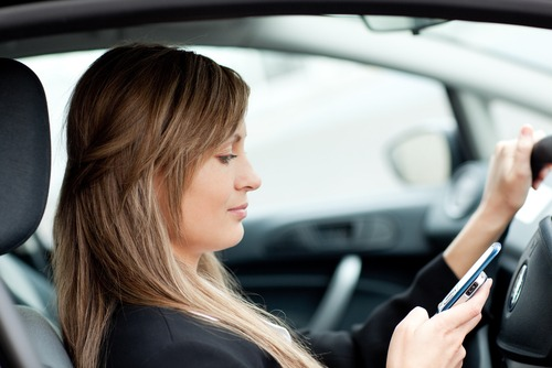 Texting While Driving Accident Lawyer in Los Angeles, CA